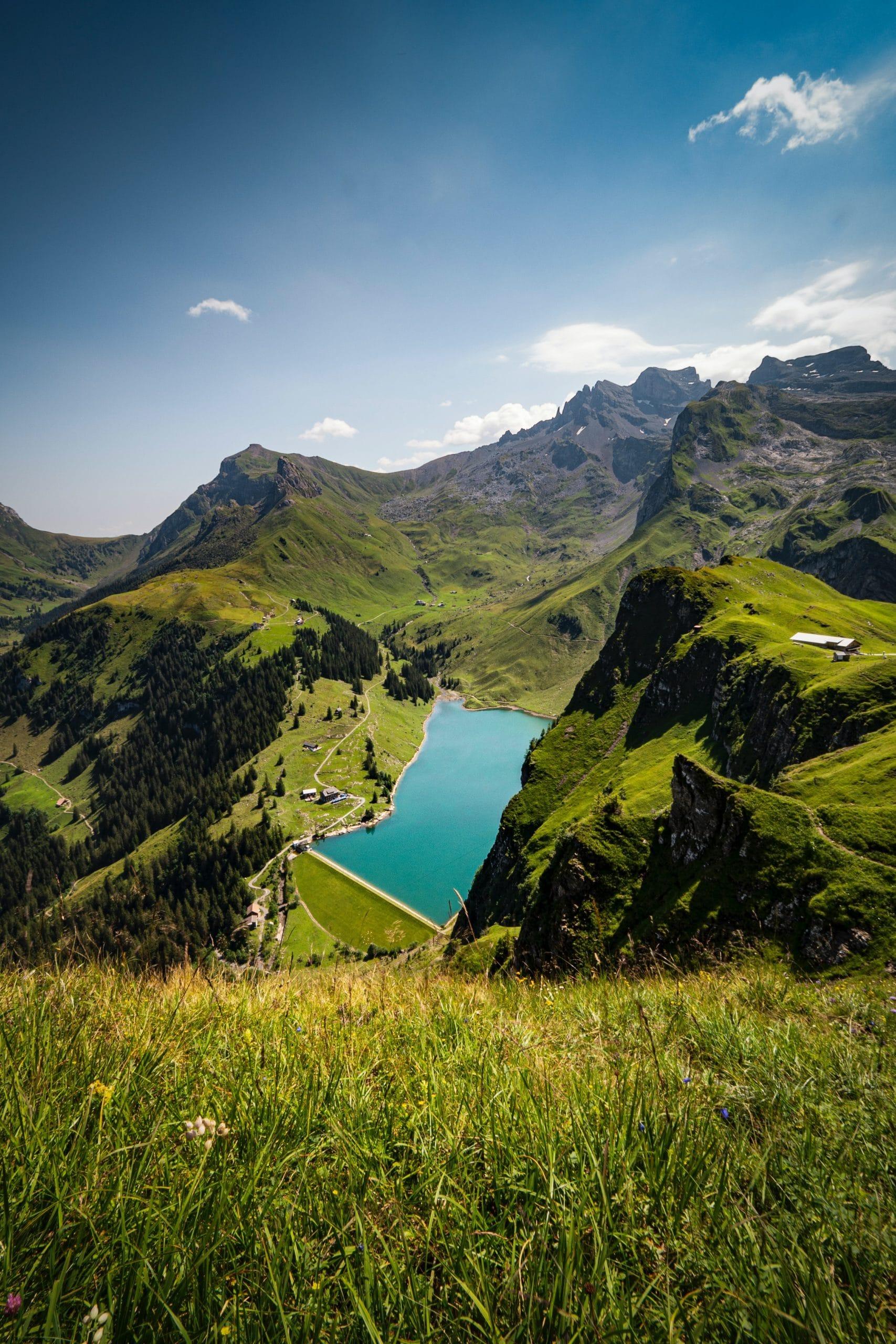 Swiss Alps Photo by Kuno Schweizer